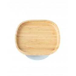 Plato bambú Ecorascals