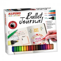 Bullet Journal Color Experience Alpino