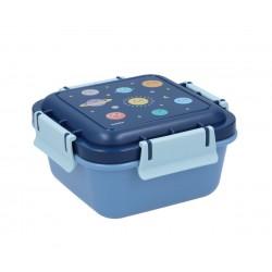 Caja de almuerzo Tutete Azul Marino
