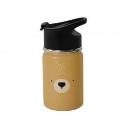 Botella infantil EEF Illemor térmica Mostaza