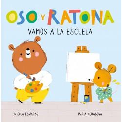 Oso y Ratona van a la escuela