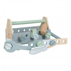 Caja de herramientas de juguete Little Dutch