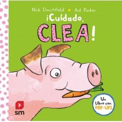 ¡Cuidado Clea!