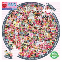 Puzzle marcha mujeres 500 pz