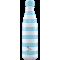 Chilly Rayas 500 ml Azul Bebé