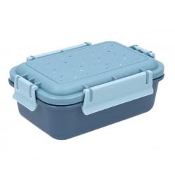 Fiambrera Dots Tutete Azul Marino