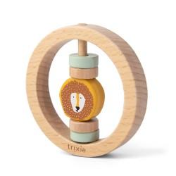Sonajero madera León Trixie